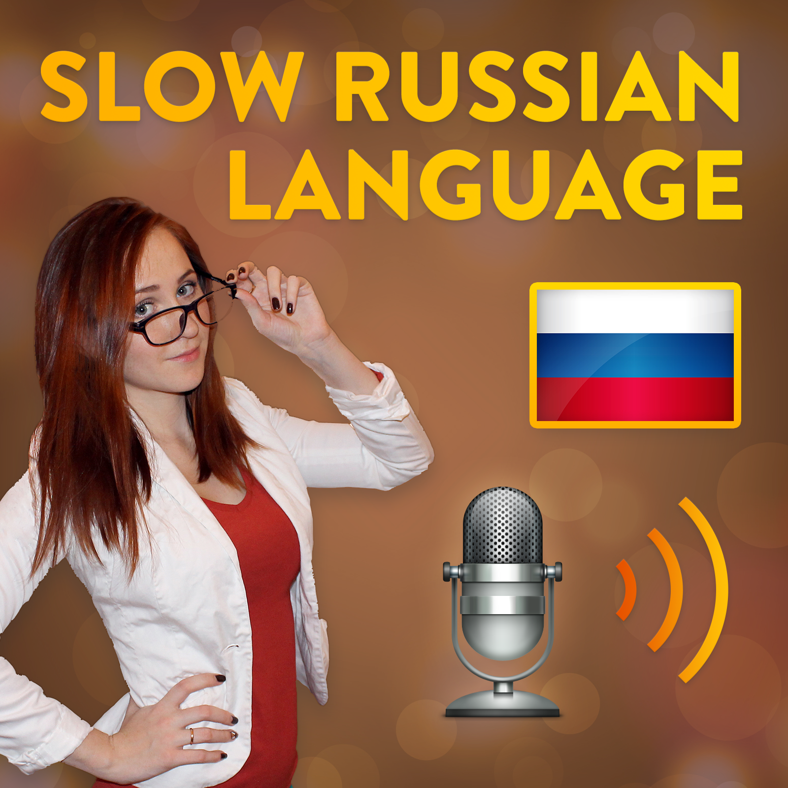 Welcome To The Slow Russian Podcast