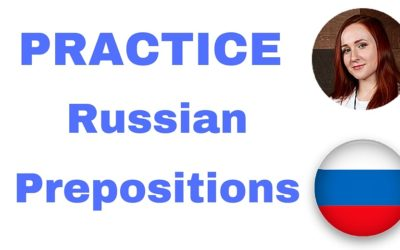 Russian prepositions of place