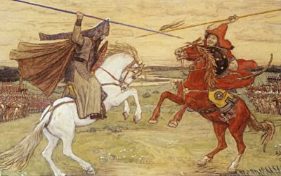 Episode 26 – History of Russia. Part 2. Mongol invasion