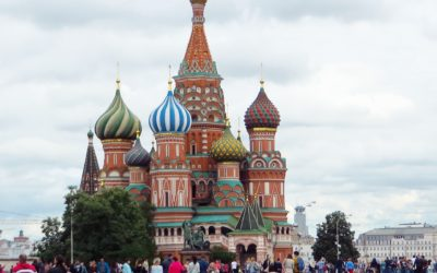 Episode 28 – History of Moscow