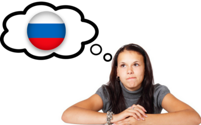 Tips for learning Russian – How to think in Russian