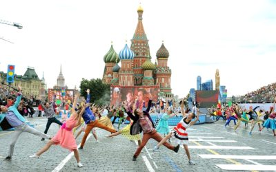 Episode 47 – Moscow the beauty