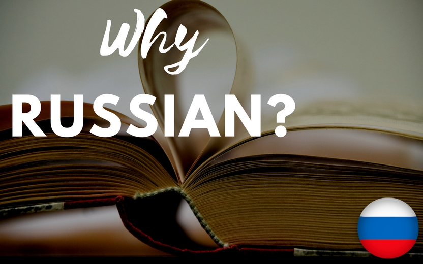 Five reasons to learn Russian