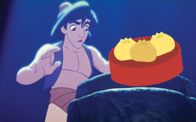 Episode 15 – Aladdin and the yummy dumplings